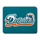 Miami Dolphins Heat-Resistant Mousepad