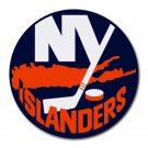 New York Islanders Heat-Resistant Round Mousepad