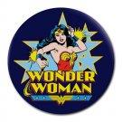 Wonder Woman Heat-Resistant Round Mousepad