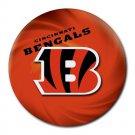 Cincinnati Bengals Heat-Resistant Round Mousepad