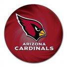 Arizona Cardinals Heat-Resistant Round Mousepad