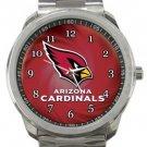 Arizona Cardinals Sport Metal Watch