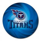 Tennessee Titans Heat-Resistant Round Mousepad