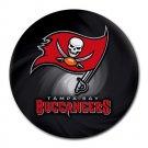 Tampa Bay Buccaneers Heat-Resistant Round Mousepad