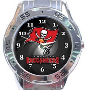Tampa Bay Buccaneers Analogue Watch