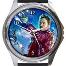 Star Lord Peter Quill Guardians of the Galaxy Round Metal Watch