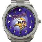 Minnesota Vikings Sport Metal Watch