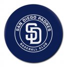 San Diego Padres Heat-Resistant Round Mousepad