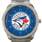 Toronto Blue Jays Sport Metal Watch
