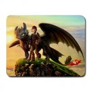 Cool How To Train Your Dragon Heat-Resistant Mousepad