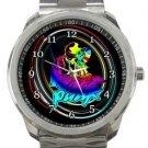 Daft Punk Sport Metal Watch