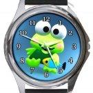 Keroppi Round Metal Watch