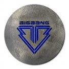 Big Bang Kpop Heat-Resistant Round Mousepad