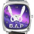 B.A.P Kpop Square Metal Watch