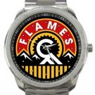 Calgary Flames Sport Metal Watch