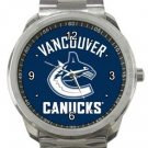 Vancouver Canucks Sport Metal Watch