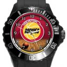 Houston Rockets Plastic Sport Watch In Black