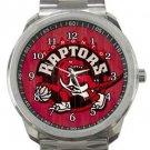 Cool Toronto Raptors Sport Metal Watch