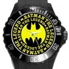 Batman The Legend Plastic Sport Watch In Black