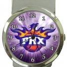 Phoenix Suns Money Clip Watch