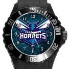 Charlotte Hornets Plastic Sport Watch In Black