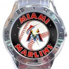 Miami Marlins Analogue Watch