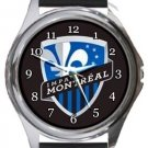 Montreal Impact Round Metal Watch