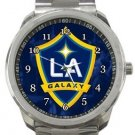Los Angeles LA Galaxy Sport Metal Watch