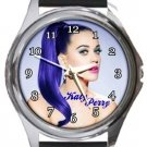 Katy Perry Round Metal Watch