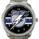 Tampa Bay Lightning Sport Metal Watch