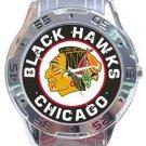 Chicago Black Hawks Analogue Watch