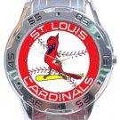 St. Louis Cardinals Analogue Watch