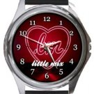 Little Mix Round Metal Watch