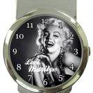 Marilyn Monroe Money Clip Watch