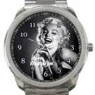 Marilyn Monroe Sport Metal Watch