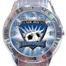San Jose Earthquakes Analogue Watch