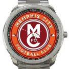Memphis City Football Club Sport Metal Watch
