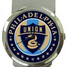 Philadelphia Union Money Clip Watch
