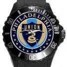 Philadelphia Union Plastic Sport Watch In Black
