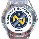 Nashville Soccer Club Analogue Watch