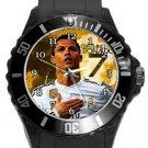 Cristiano Ronaldo CR7 Plastic Sport Watch In Black