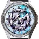 Zedd Round Metal Watch