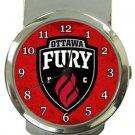 Ottawa Fury Money Clip Watch