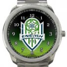 Oklahoma City Energy FC Sport Metal Watch