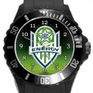 Oklahoma City Energy FC Plastic Sport Watch In Black