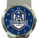 Tulsa Roughnecks FC Money Clip Watch
