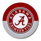Alabama Crimson Tide Heat-Resistant Round Mousepad
