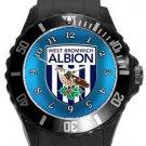Albion Plastic Sport Watch In Black