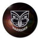 New Zealand Warriors Heat-Resistant Round Mousepad