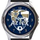 Austin Aztex Round Metal Watch
